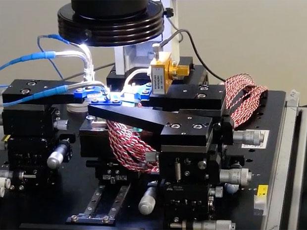 New Terahertz Transmitter Shines With Ultra-Fast Data Speeds