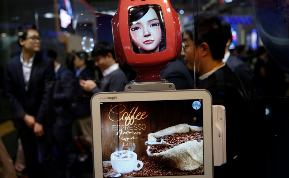 How artificial intelligence is taking Asia by storm