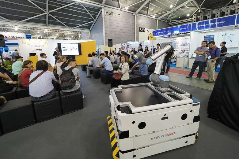 The new era of manufacturing is here at Expo event