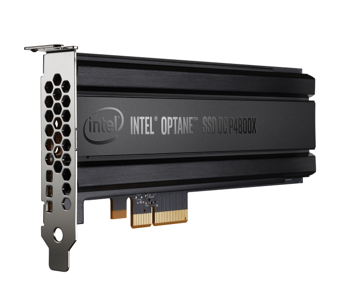 The Intel Optane SSD DC P4800X (375GB) Review: Testing 3D XPoint Performance