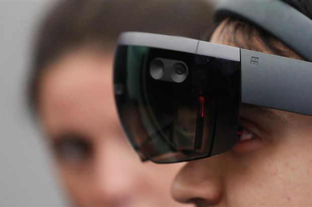VR companies navigate 'the trough of disillusionment'