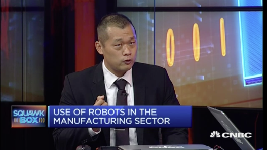Why the rise of autonomous machines could help workers, according to robotics CEO