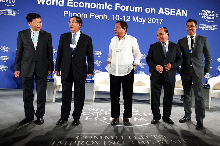 5 Takeaways from the World Economic Forum on Asean 2017