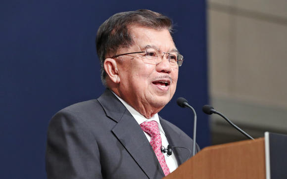 Beware of robots, says Indonesian Vice President Kalla