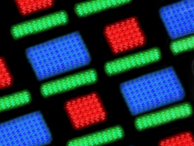 Novel Photopatterning Approach Builds OLEDs from the Ground Up
