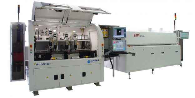 New High-Speed Precision Dispensing System