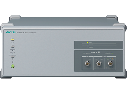 ETS-Lindgren Announces Industry-first Support of Signaling OTA Testing for IEEE 802.11 ac/n/a/g/b Devices Using Anritsu MT8862A Test Set