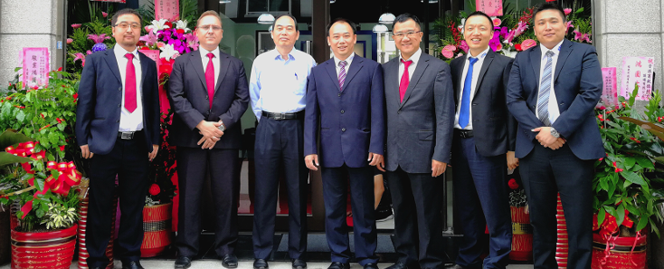 Rehm opens new branch in Taiwan