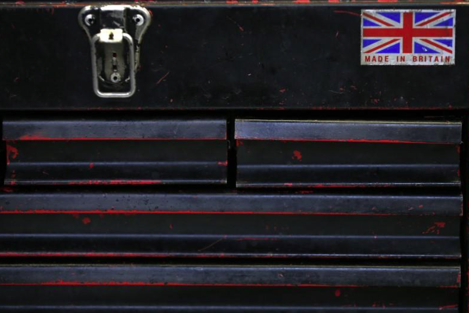 Britain misses out as global manufacturing surges