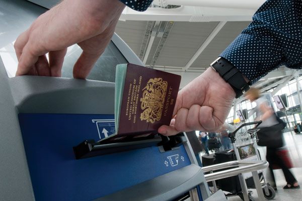 Govt plans e-passports with electronic chips to battle fake passport menace