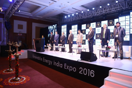 Key Industry and Policymakers Congregate at Asia's Largest Energy Trade Expo, Renewable Energy India 2016
