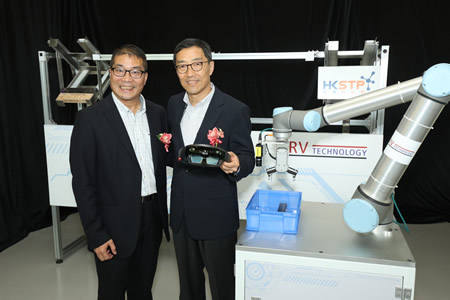 Smart warehouse solution with advanced robotics launches in HK