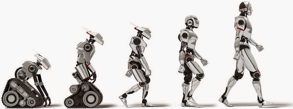 Age of the robots