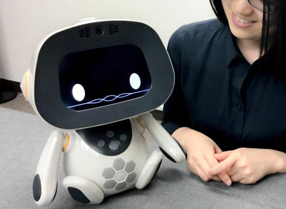 Fujitsu readies robot that discerns emotions, preferences