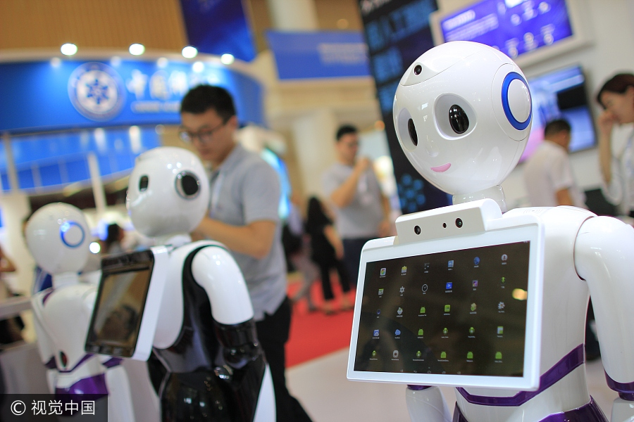First World Intelligence Congress kicks off in Tianjin