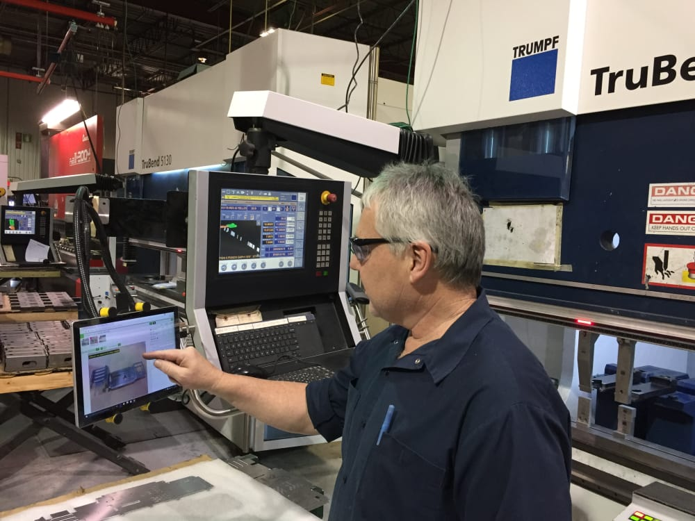 Is There a Technological Solution to the Manufacturing Skills Gap?
